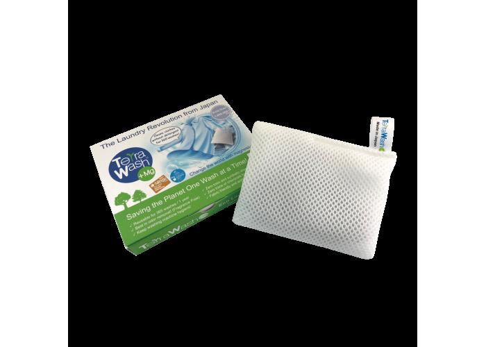 Terra Wash+Mg, inlocuitor detergent ecologic pentru spălat haine