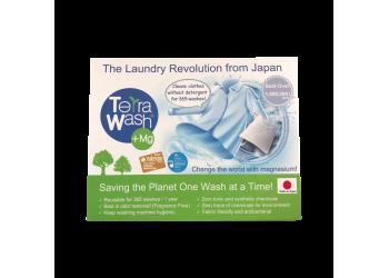 Terra Wash +mg, inlocuitor detergent ecologic pentru spălat haine