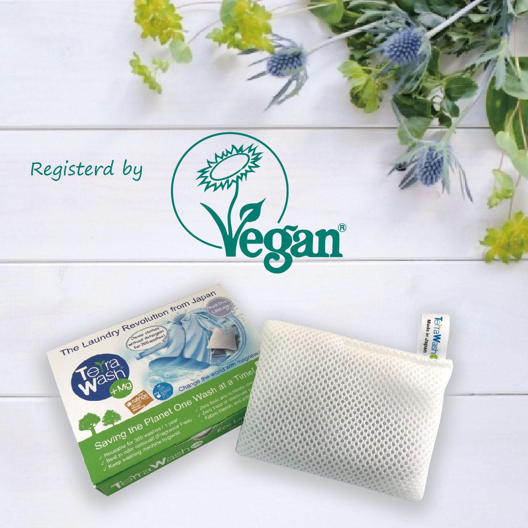 Înregistrat la Societatea Vegană